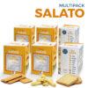 multipack salato - snack proteici