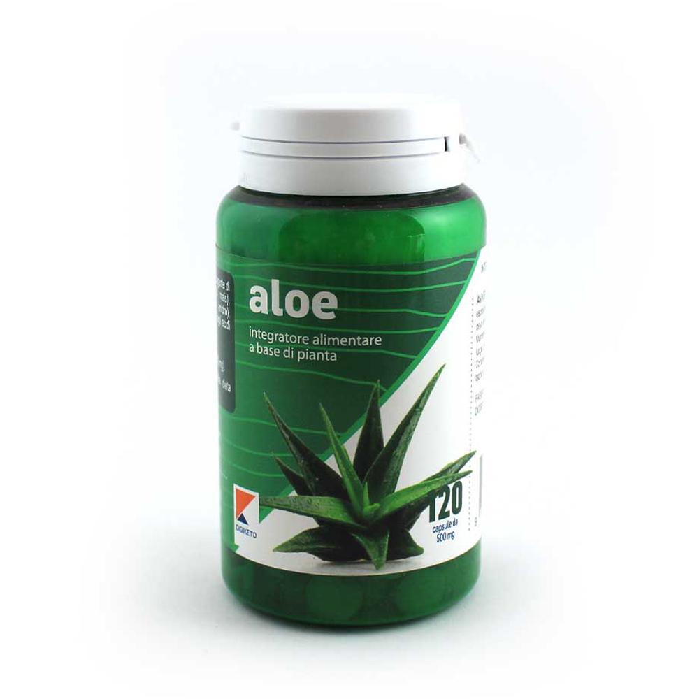 integratore aloe